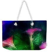 Fantasy Flowers Traveling Pigments Hp Weekender Tote Bag