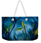 Fantasy In Blue Weekender Tote Bag
