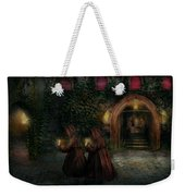 Fantasy - Into The Night Weekender Tote Bag by Mike Savad