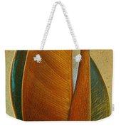 Fantasy Leaf Weekender Tote Bag