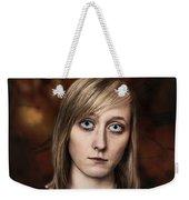 Fantasy Portrait Weekender Tote Bag