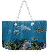 Fantasy Reef Re0020 Weekender Tote Bag