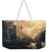 Fantasy Study Weekender Tote Bag