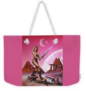 Fantasy Warrior Princess Weekender Tote Bag