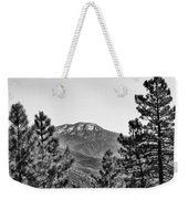 Far Side Of The Mountain Weekender Tote Bag