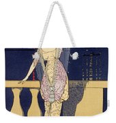 Farewell At Night Weekender Tote Bag