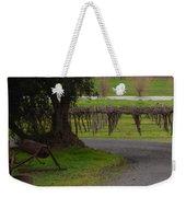 Farm And Vineyard Weekender Tote Bag