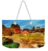 Farm - Barn -  A Walk In The Country Weekender Tote Bag