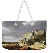 Farm Buildings In A Landscape, C.1625-28 Weekender Tote Bag