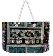 Farm Cupboard Weekender Tote Bag by David Morefield