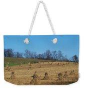Farm Days Weekender Tote Bag