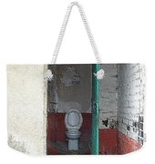 Farm Facilities Weekender Tote Bag by HEVi FineArt