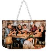 Farm - Farmer - By The Pound Weekender Tote Bag