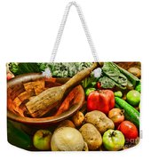Farm Fresh Food In A Country Kitchen Weekender Tote Bag