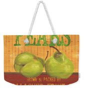 Farm Fresh Fruit 1 Weekender Tote Bag by Debbie DeWitt