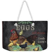Farm Fresh-jp2636 Weekender Tote Bag