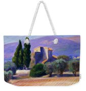 Farm House In Provence Weekender Tote Bag