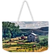 Farm Look Weekender Tote Bag