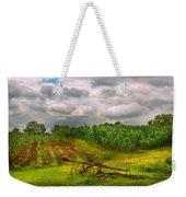 Farm - Organic Farming Weekender Tote Bag