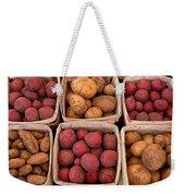 Farm Potatoes Weekender Tote Bag
