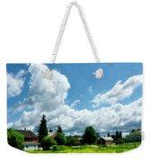 Farm Vista Weekender Tote Bag