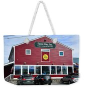 Farm- Way  Www.vermontgear.com Weekender Tote Bag