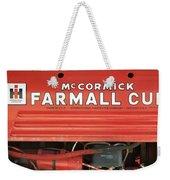 Farmall Cub Weekender Tote Bag
