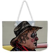 Farmer Clown Weekender Tote Bag