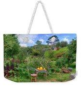 Farmer Maggot Garden Weekender Tote Bag
