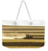 Farmer Working Weekender Tote Bag