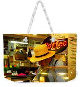 Farmer's Market At Reading Terminal Weekender Tote Bag