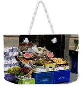 Farmers Market Segovia Weekender Tote Bag