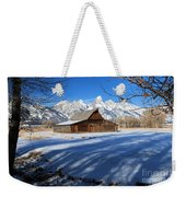 Farmers View Weekender Tote Bag