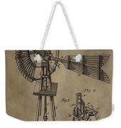 Farmer's Windmill Weekender Tote Bag