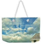 Farmhouse By Cornfield Weekender Tote Bag