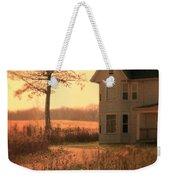 Farmhouse By Tree Weekender Tote Bag
