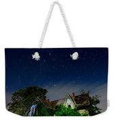 Farmhouse Star Trails.  Weekender Tote Bag