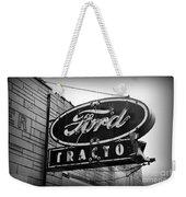 Farming - Ford Tractors Weekender Tote Bag