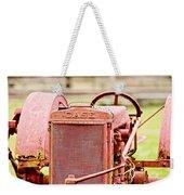 Farming Relic Weekender Tote Bag