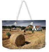 Farmland Weekender Tote Bag by Carlos Caetano