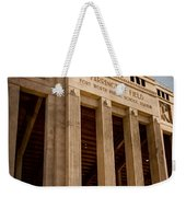 Farrington Field Facade Weekender Tote Bag