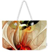 Fascinated Weekender Tote Bag