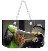 Fashion Dolls Dancing Weekender Tote Bag