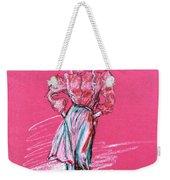 Fashion Figure Weekender Tote Bag
