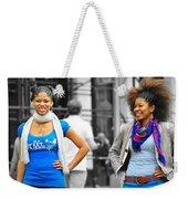 Fashion Shoot Weekender Tote Bag