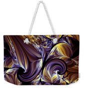 Fashion Statement Abstract Weekender Tote Bag