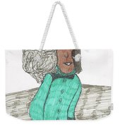 Fashion Style Four Weekender Tote Bag
