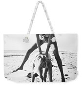 Fashion: Womens Swimsuits Weekender Tote Bag