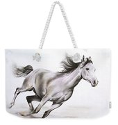 Fast In The Spirit Weekender Tote Bag by Tamer and Cindy Elsharouni