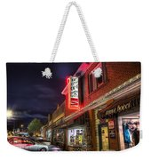 Fat City Cafe Weekender Tote Bag